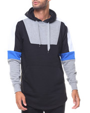 Buyers Picks - Color Block Pullover Hoody