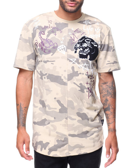 Buyers Picks - S/S French Terry Patches Tee