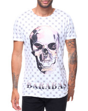 Men - S/S Skull Sublimation Tee
