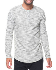 Men - L/S Henley Thermal