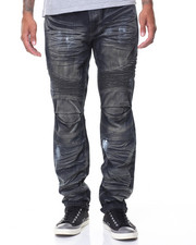 Jeans & Pants - Motto Denim Paint Splatter