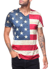 Men - S/S Americana Sublimation Tee