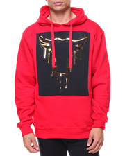 Buyers Picks - Embossing Fleece Pullover Hoody