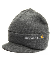 Carhartt - Knit Hat With Visor-2136741