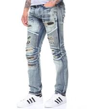 Jeans & Pants - Rip + Repair Camo Jeans