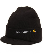 Carhartt - Knit Hat With Visor-2136740