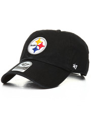 Men - Pittsburgh Steelers Clean Up Strapback Cap-2137358