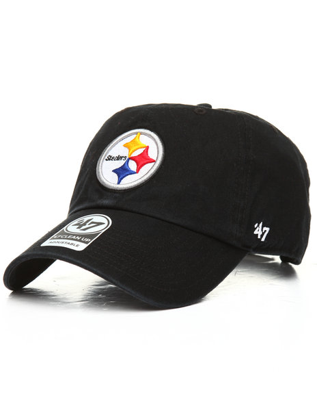 '47 - Pittsburgh Steelers Clean Up Strapback Cap