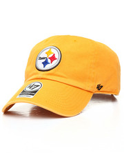 NBA, MLB, NFL Gear - Pittsburgh Steelers Clean Up 47 Dad Hat