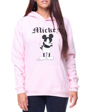 Women - Mickey Pullover Hoodie