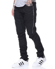 Buyers Picks - Zipper Flap Pocket Twill Pants