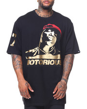 Buyers Picks - Biggie Foil & Rhinestone Tee (B&T)