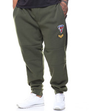 Southpole - Patch Fleece Pants (B&T)