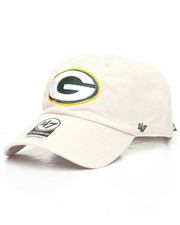 NBA, MLB, NFL Gear - Green Bay Packers Clean Up 47 Dad Hat