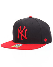 '47 - Youth New York Yankees No Shot Two Tone 47 Captain Wool Snapback