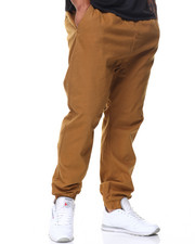 Men - Stretch Twill Jogger Pants (B&T)