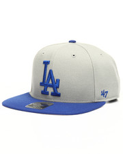 '47 - Youth Los Angeles Dodgers No Shot Two Tone 47 Captain Wool Snapback