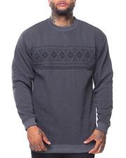 Buyers Picks - Fleece Crew Neck Pullover Sweatshirt (B&T)