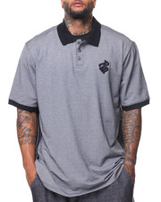 Men - S/S Squadron Polo (B&T)