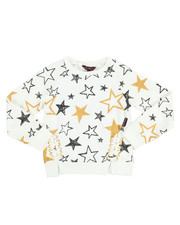 Sizes 4-6x - Kids - Glitter French Terry L/S Shirt (4-6X)