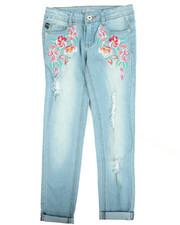 Jeans - Fashion Jeans (7-16)