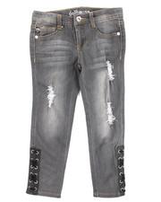 Bottoms - Fashion Jeans (4-6X)