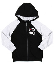 LRG - Research Collection Zip Hoodie (8-20)