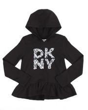 DKNY Jeans - Flare Hoodie (7-16)