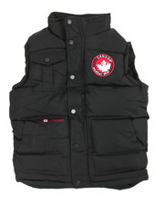 Boys - Bubble Vest (8-20)