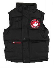 Boys - Bubble Vest (4-7)
