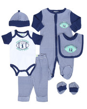 Sets - 7 Piece Long Set (Infant)