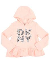 DKNY Jeans - Flare Hoodie (4-6X)