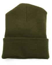 Hats - Plain Long Skully