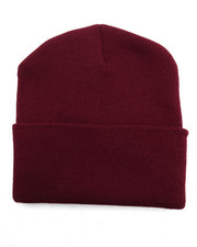 Men - Plain Long Skully