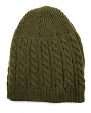 Beanie - Cuffless Cableknit Beanie-2138856