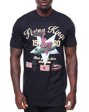Men - S/S Flying Kings Tee