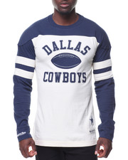 Mitchell & Ness - Swing Pass L/S Dallas Cowboys T-Shirt