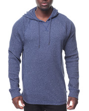 Levi's - L/S Marado Speckle Thermal Hoody