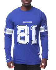 Mitchell & Ness - Swing Pass L/S Terrell Owens T-Shirt