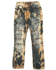 Sizes 8-20 - Big Kids - 14 Cut Knee Jeans (8-20)