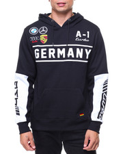 Hoodies - Pullover Hoody Team Germany