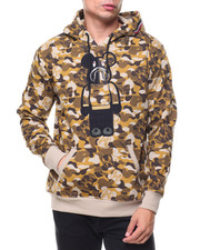 Buyers Picks - Bear Camo Hoodie