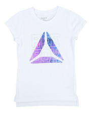 Girls - Ripple Delta Tee (7-16)