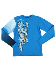 Boys - L/S Lion King Knit Top (8-20)