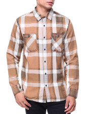 Levi's - L/S Dumas Twill Plaid