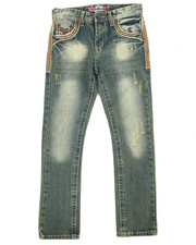 Jeans - 33 Thick Stitch Jeans (8-20)
