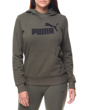 Puma - ELEVATED LOGO HOODY