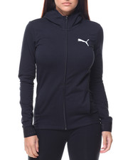 Puma - URBAN SPORTS FULL ZIP HOODY