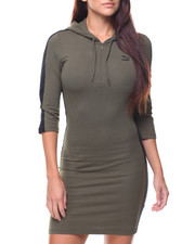 Puma - T7 HOODED DRESS