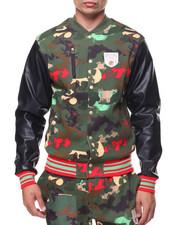 Men - Great Plains Varsity Jacket